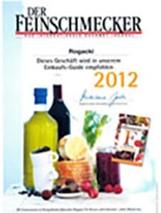 Feinschmecker Cover 2012