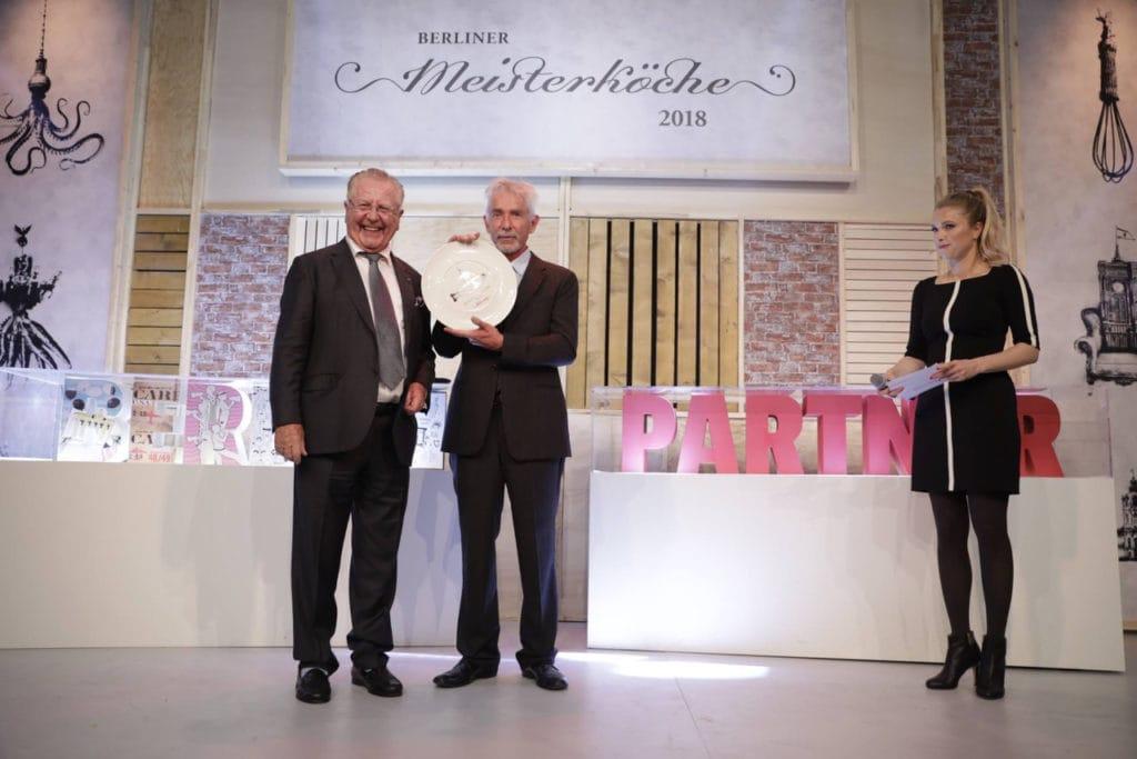 Verleihung Preis Berliner Meisterköche