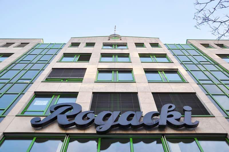 Ladenfront Rogacki