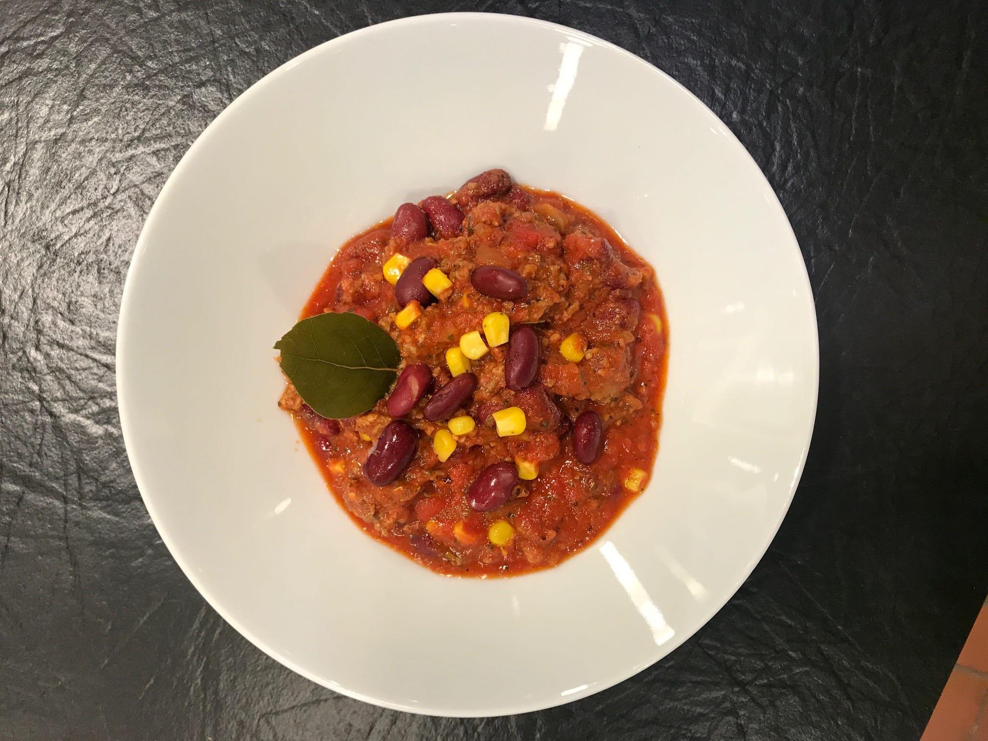 Chili Con Carne Rogacki Berlin Catering